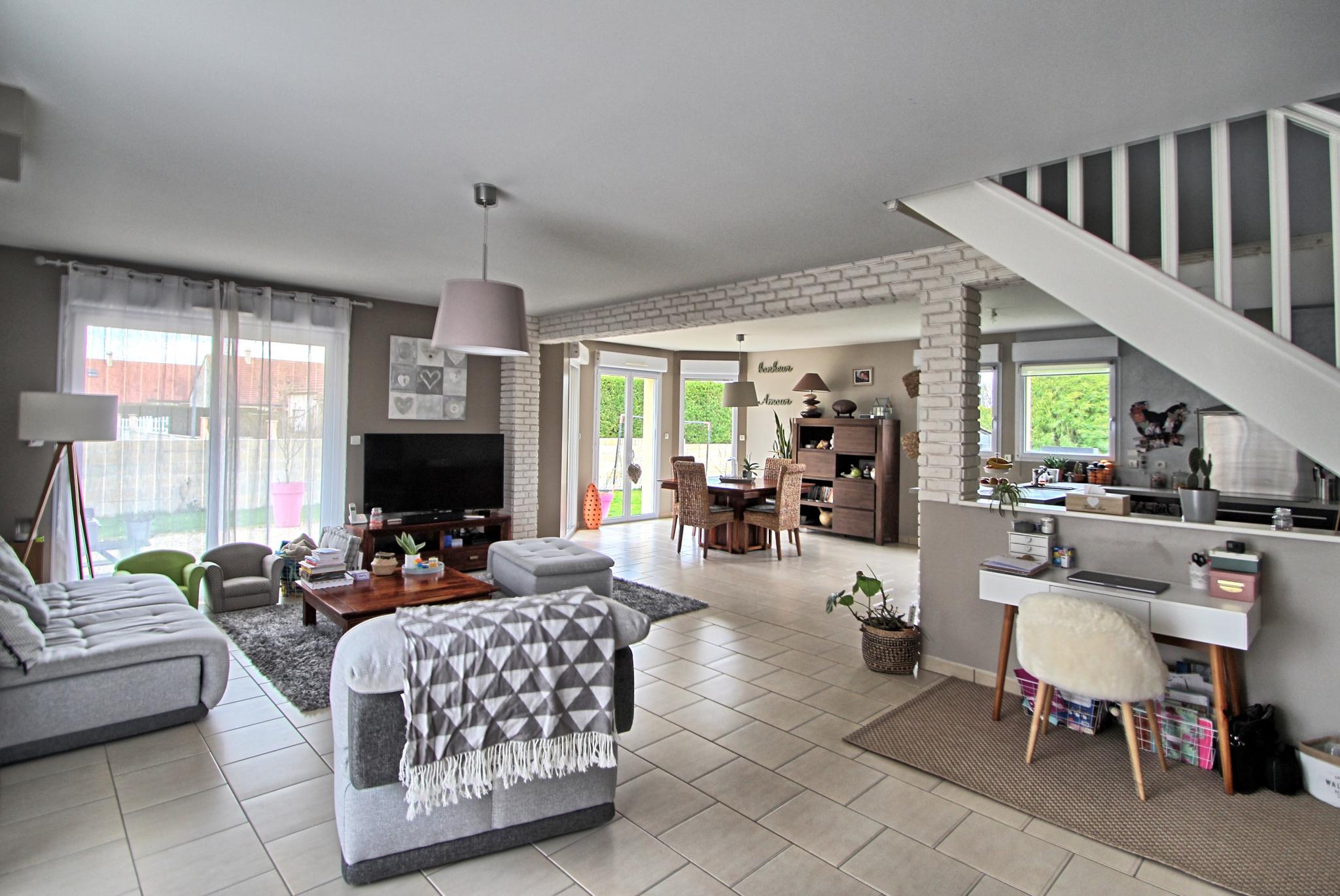 Vente maison/villa bessey les citeaux transco