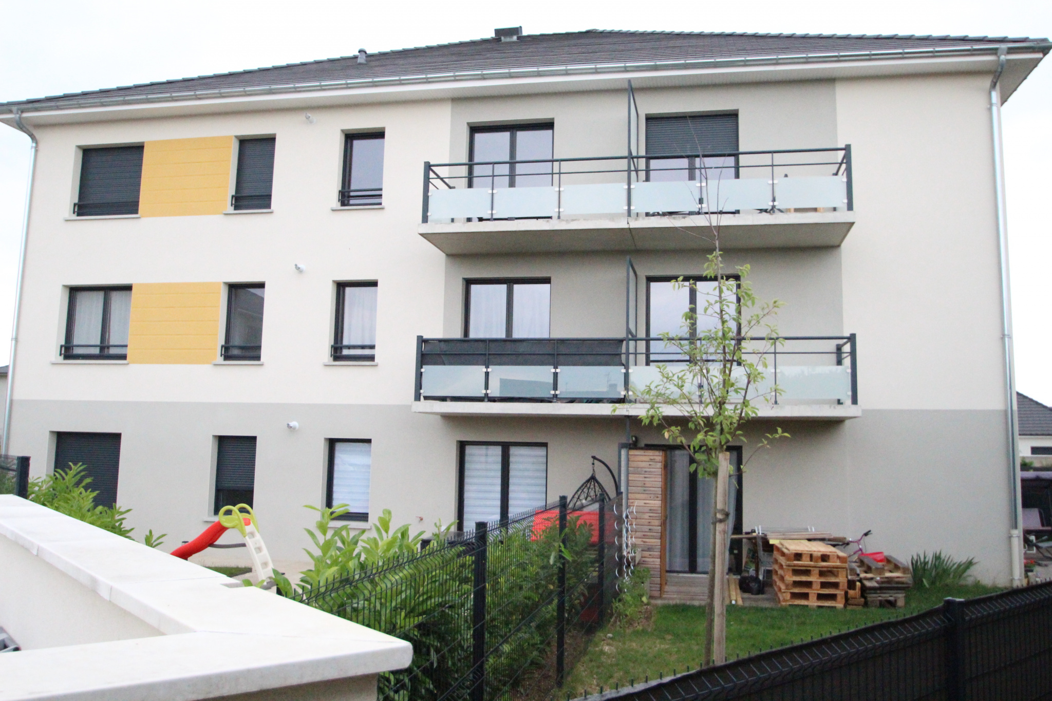Vente appartement neuilly les dijon bus