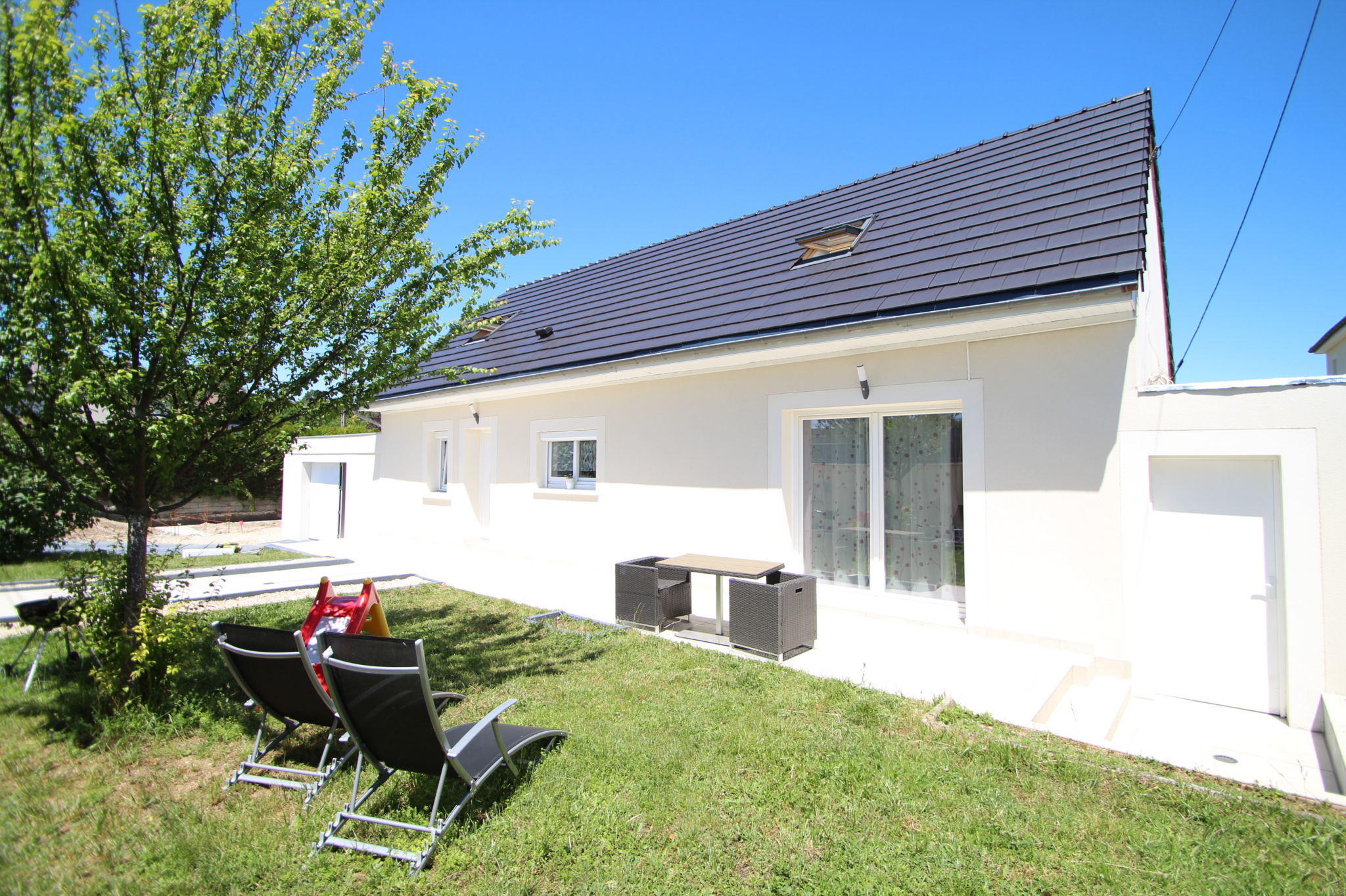 Vente maison/villa arc sur tille