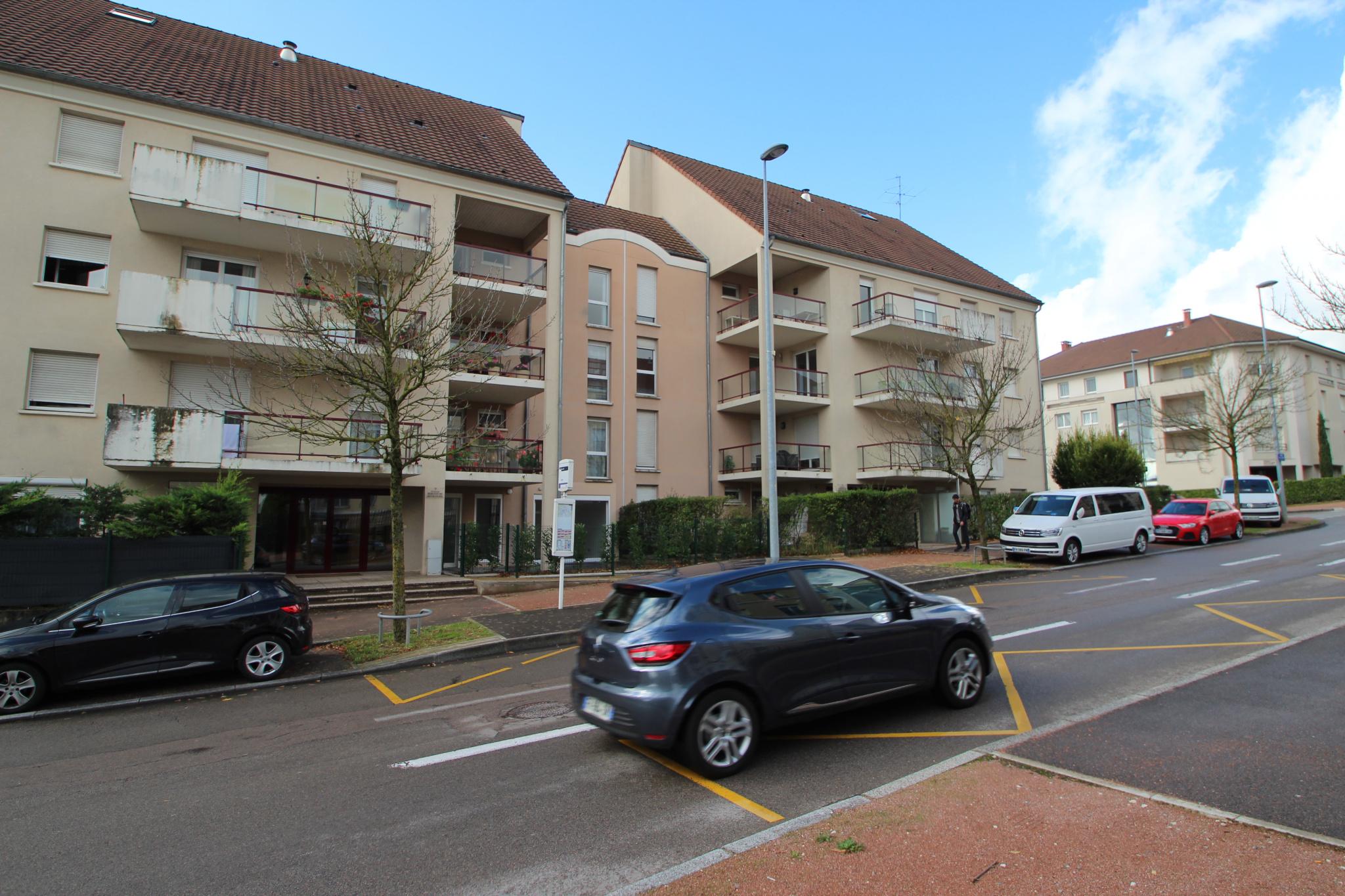 Vente appartement dijon Toison d'or (centre commercial)