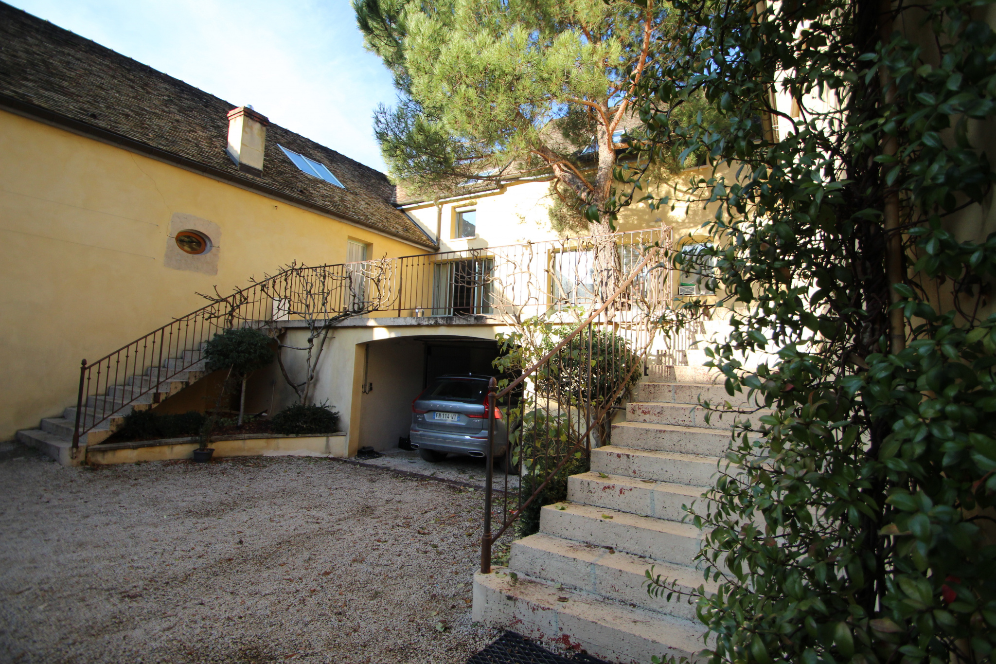 Vente maison/villa st romain transco