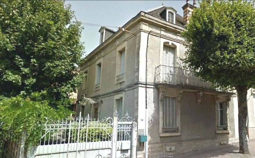 Vente maison/villa nolay HYPER CENTRE - CITEE JUDICIAIRE  - CLEMENCEAU - AUDITORUIM